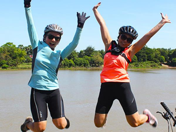7 day biking vacation in Cambodia