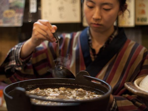Japan gastronomic vacation