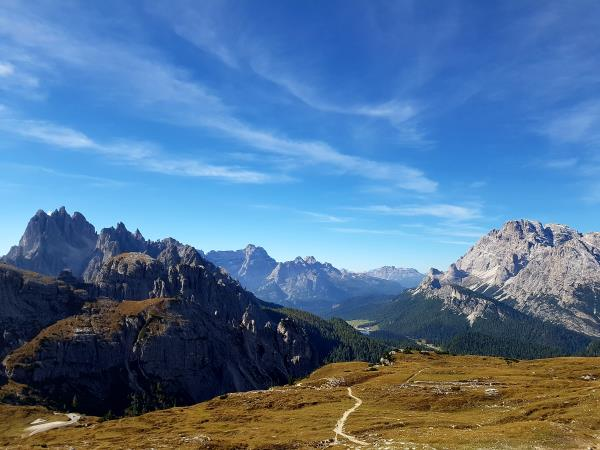 Dolomites hiking and kayaking vacation