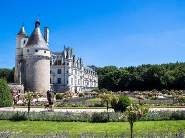 Loire self guided cycling vacation