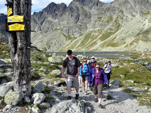 High Tatras activity holiday in Slovakia