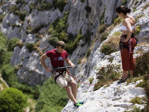 Malta rock climbing vacation