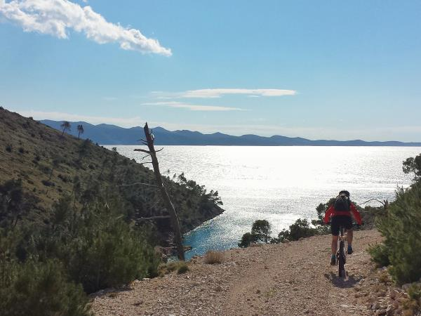 Croatia mountain biking vacation