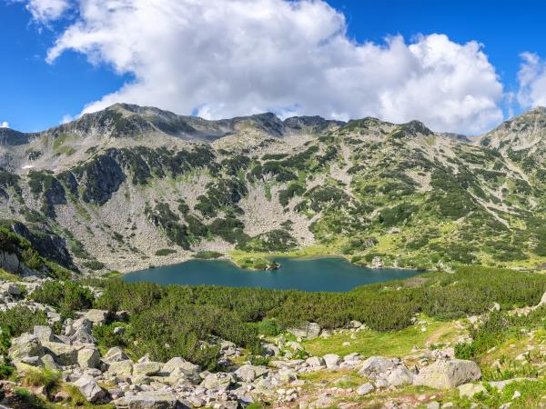 Walking in Bulgaria: Epic Landscapes of Ancient Thrace shell