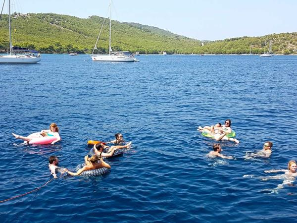 Croatia 8 day sailing holiday