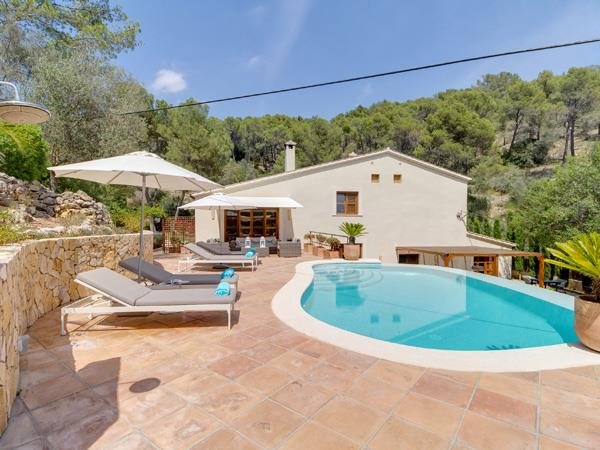 Mallorca luxury villa in the Balearics, Spain