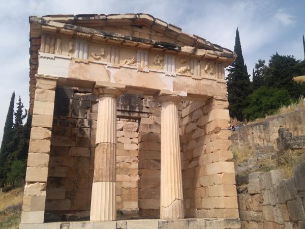 Greece in 10 days small group vacation