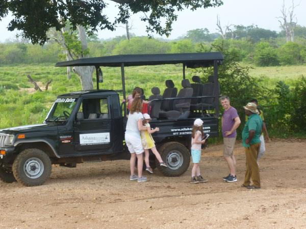 Sri Lanka family tours