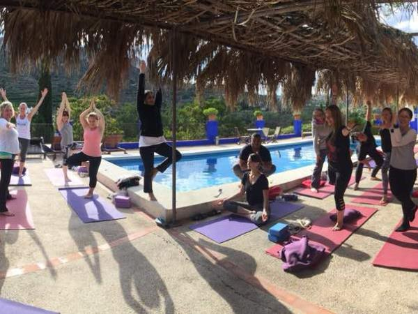 Yoga Retreats in Valencia, Spain