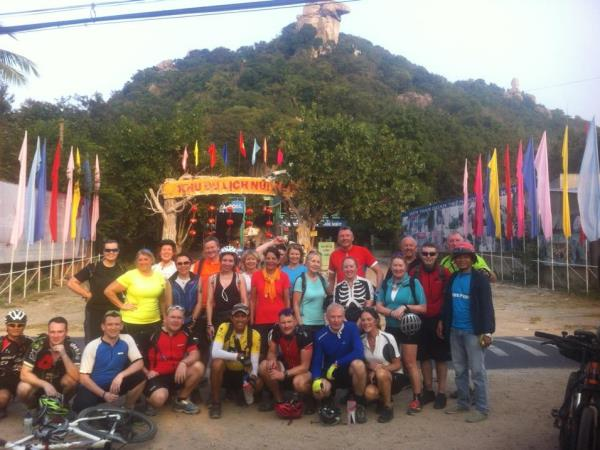 Thailand to Burma cycling tour