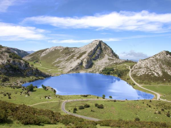 Northern Way and Picos de Europa hiking vacation in Spain