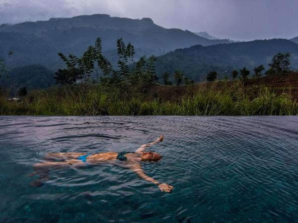 Wellness and spa vcation in Sri Lanka
