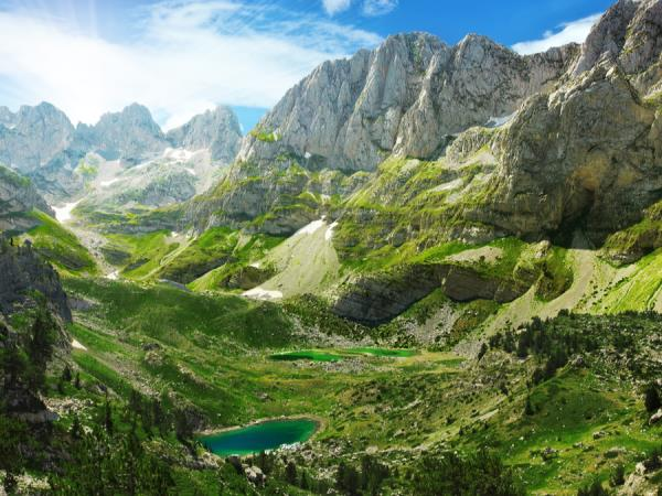 Albanian Alps walking vacation, tailor made