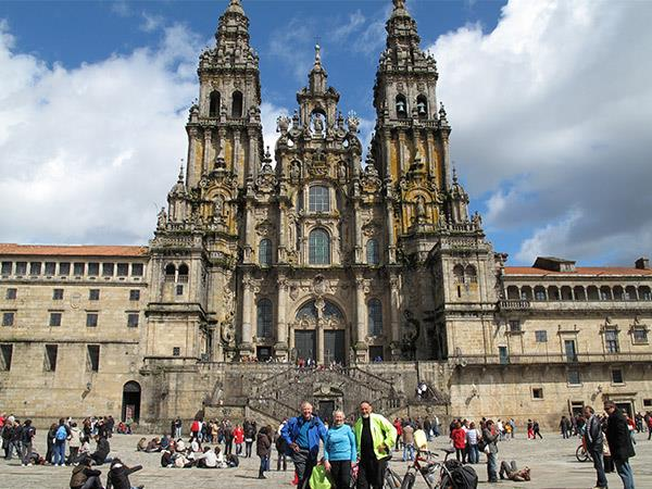 Cycling The Camino De Santiago vacation