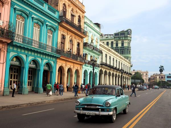Small group vacation in Cuba