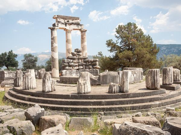 Greece mainland and islands small group tour