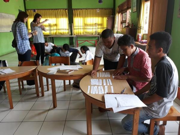Youth volunteering in Indonesia