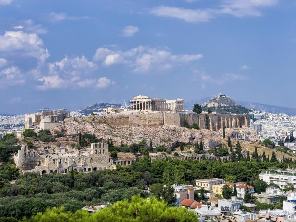Athens tailor made vacation in Greece