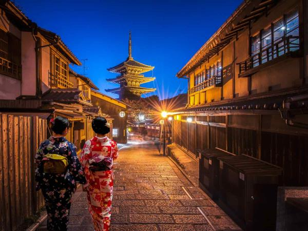 Japan luxury highlights tour