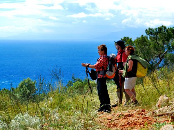Lycian Way hiking vacation in Turkey