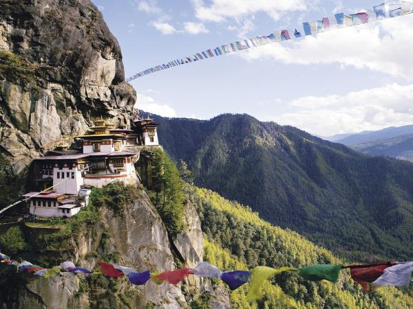Bhutan highlights tour, 7 days
