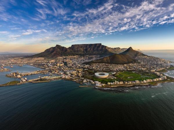 South Africa highlights vacation