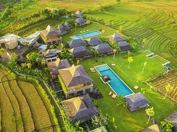 Luxury fitness retreat in Bali