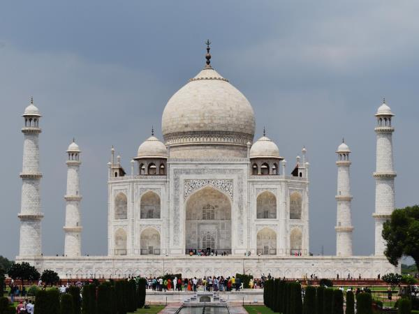 Golden Triangle express tour, India