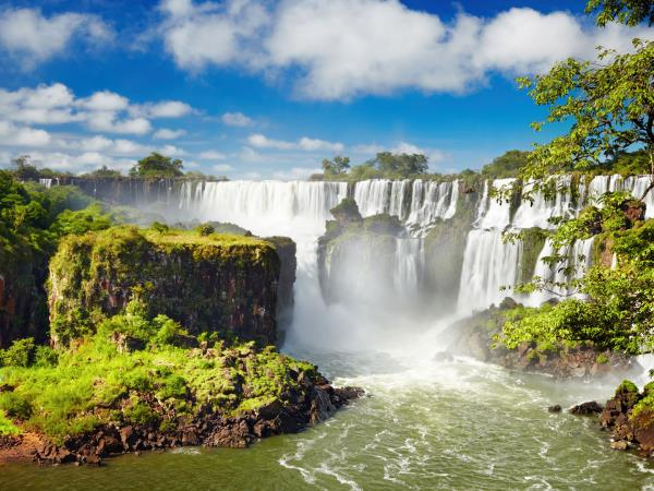 Brazil tailor made vacations, wetlands & waterfalls