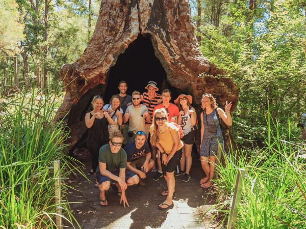 3 day Margaret river tour, Australia