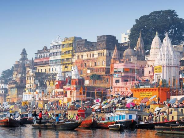 Northern India culture and wildlife vacation