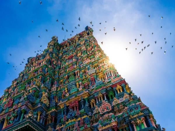 South India overland tour