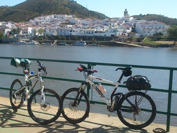 Eastern Algarve cycling vacation in Portugal