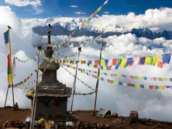 Langtang trekking vacation in Nepal