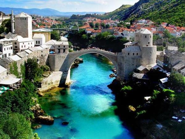 Croatia and Bosnia tour, food and culture
