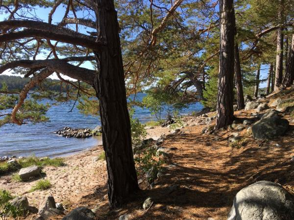 Stockholm archipelago walking vacation