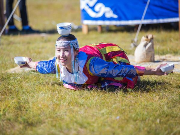 Nomads' Day Festival vacation in Mongolia