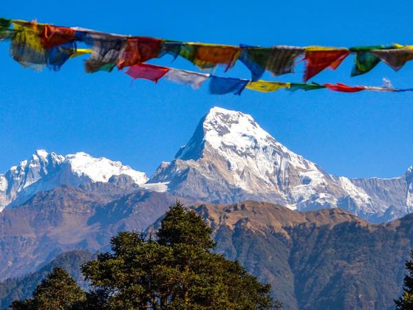 Ghorepani Poon Hill trek in Nepal