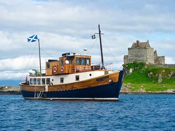 Scottish heritage cruise of Mull and Glencoe