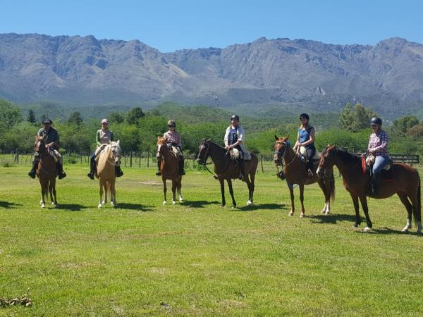 Horse riding vacation in Argentina