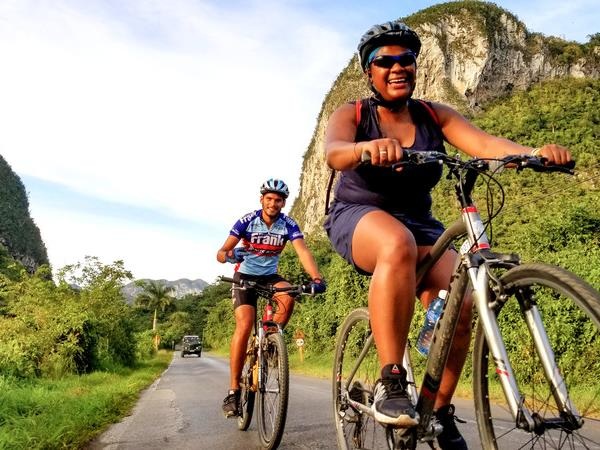 Eastern Cuba biking vacation