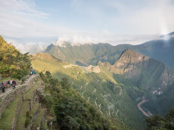 18-29's Inca Trail hiking trip, Peru