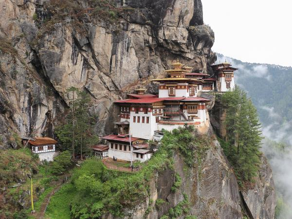 Bhutan walking and wildlife vacation
