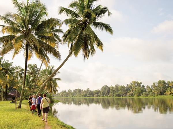 Kerala cycling vacation