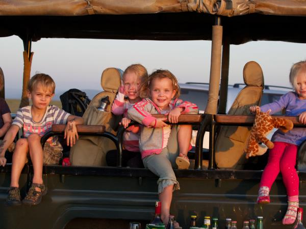 Kenya family safari vacation, wildlife & beaches