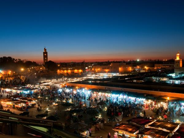 Morocco vacation, off the beaten track