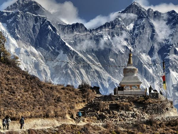 Annapurna Circuit vacation, Nepal
