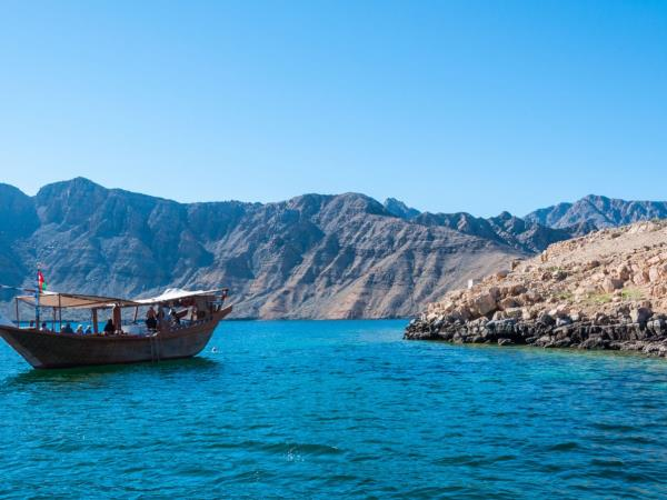 Oman tour, Fjords of the Musandam Peninsula
