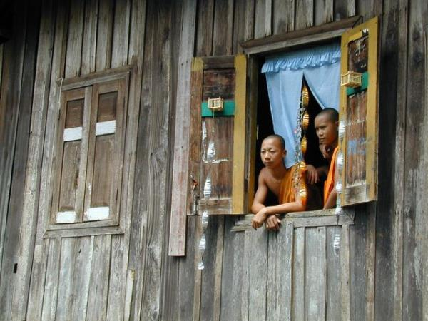 Laos budget vacation
