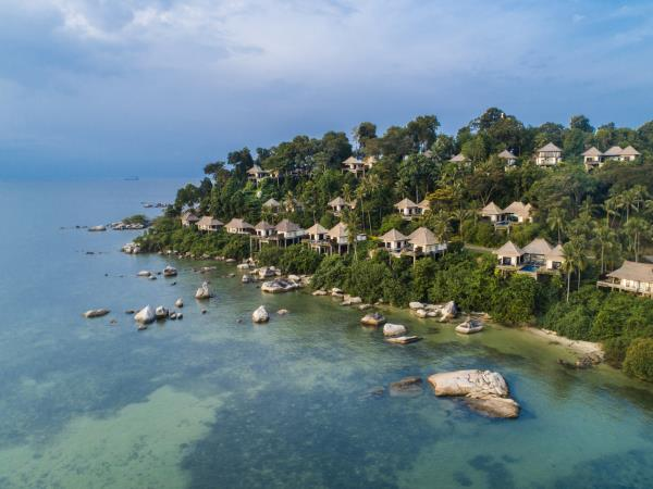 Bintan Island luxury resort in Indonesia